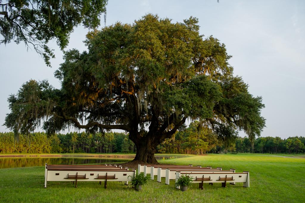 Charleston Wedding Venue Wingate Plantation Johns Island